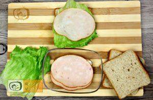 Marienkäfer-Sandwich Rezept - Zubereitung Schritt 2