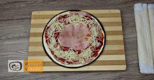 Pizza-Kranz Rezept - Zubereitung Schritt 3