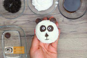 Panda-Muffins Rezept - Zubereitung Schritt 7