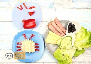 Krebs-Sandwich Rezept - Zubereitung Schritt 3