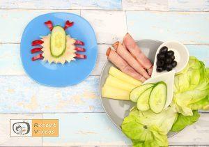 Krebs-Sandwich Rezept - Zubereitung Schritt 4