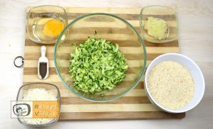 Zucchini-Käse-Bällchen Rezept - Zubereitung Schritt 3
