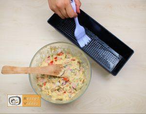 Rustikales mediterranes Brot Rezept - Zubereitung Schritt 3