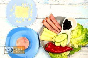 Krebs-Sandwich Rezept - Zubereitung Schritt 2