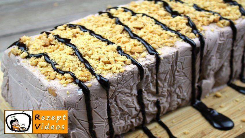 Keks-Eiscreme-Torte