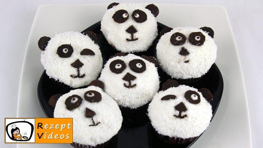 Panda-Muffins