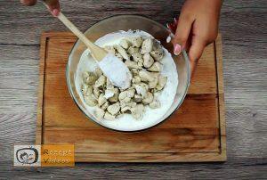 Hähnchenbrust mit Mais Rezept - Zubereitung Schritt 3
