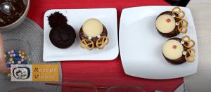 Rentier-Muffins Rezept Zubereitung Schritt 10