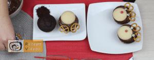 Rentier-Muffins Rezept Zubereitung Schritt 9