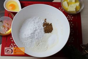 Lebkuchen Rezept - Zubereitung Schritt 1