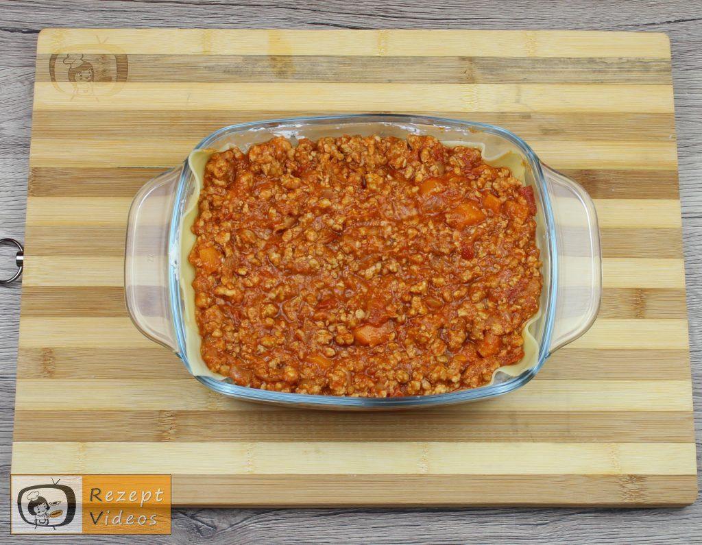 Ricotta-Lasagne Rezept - Zubereitung Schritt 4