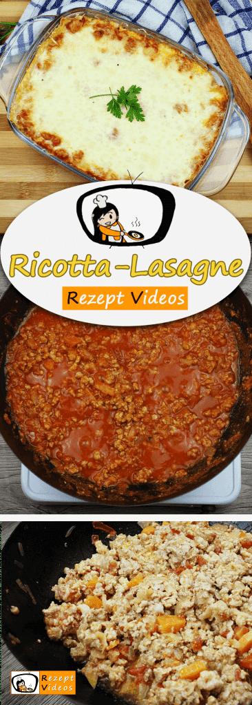 Ricotta-Lasagne, Rezept Videos, Rezeptideen, schnelle Gerichte einfache Gerichte, schnelle Rezepte, kochen, backen, einfache Rezepte, Lasagne Rezept,