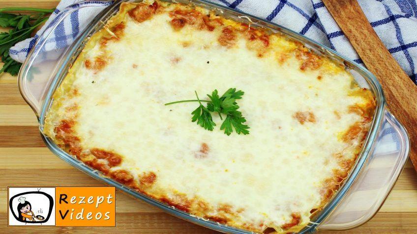 Ricotta-Lasagne