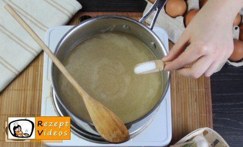 Einfache Eiersuppe Rezept - Zubereitung Schritt 4
