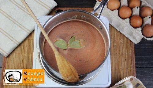 Einfache Eiersuppe Rezept - Zubereitung Schritt 6