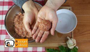Fleischklöße Rezept - Zubereitung Schritt 3