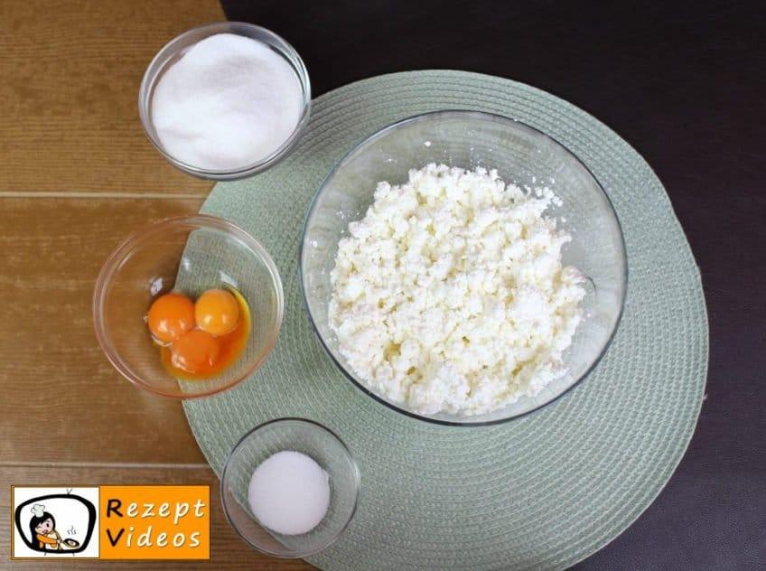 Kakao-Quarkkuchen Rezept Zubereitung Schritt 5