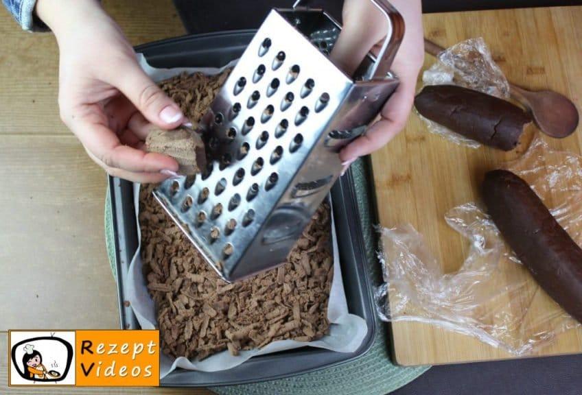 Kakao-Quarkkuchen Rezept Zubereitung Schritt 7