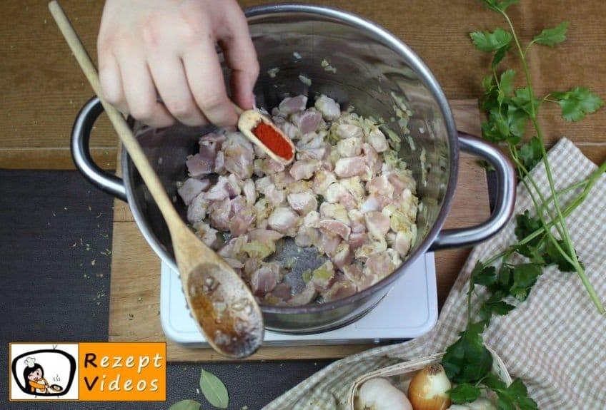 Suppe nach Paloczenart Rezept - Zubereitung Schritt 5