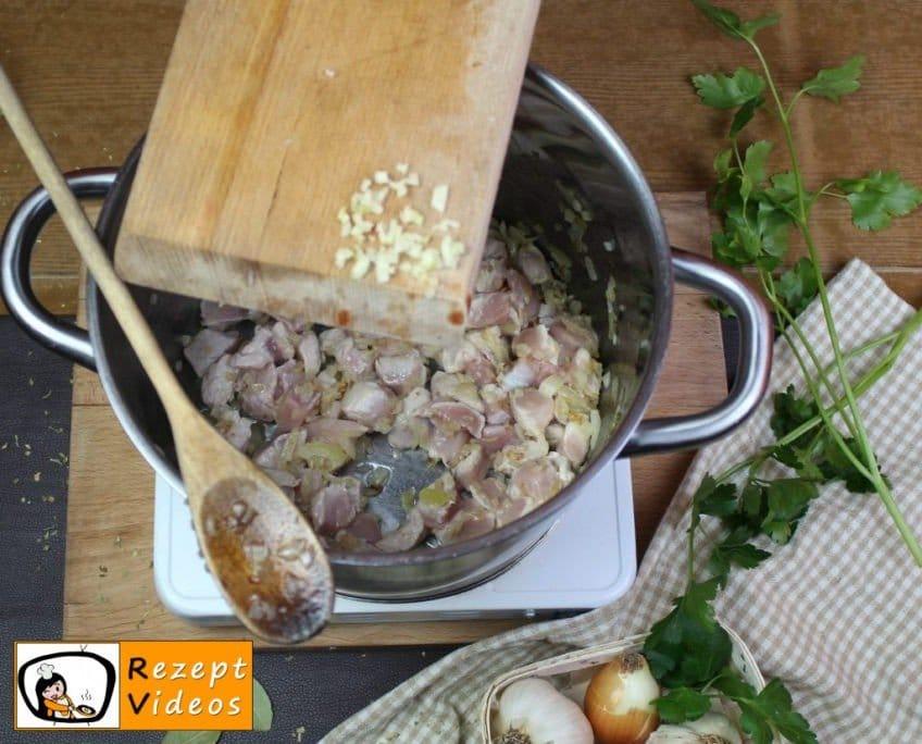 Suppe nach Paloczenart Rezept - Zubereitung Schritt 6
