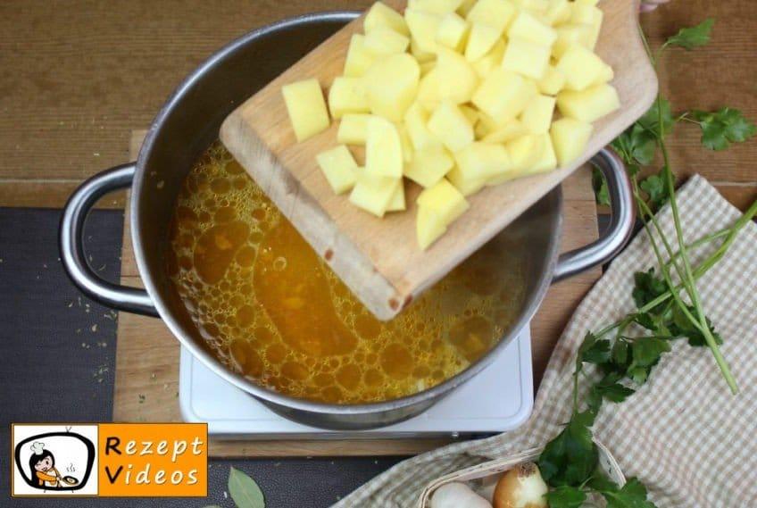 Suppe nach Paloczenart Rezept - Zubereitung Schritt 8