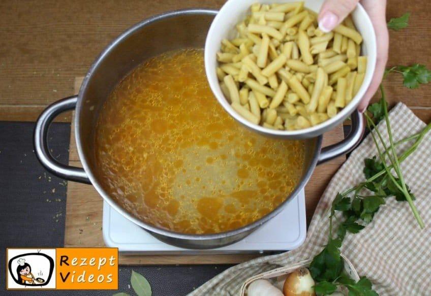 Suppe nach Paloczenart Rezept - Zubereitung Schritt 9
