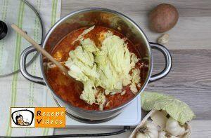 Würstchensuppe Rezept - Zubereitung Schritt 5