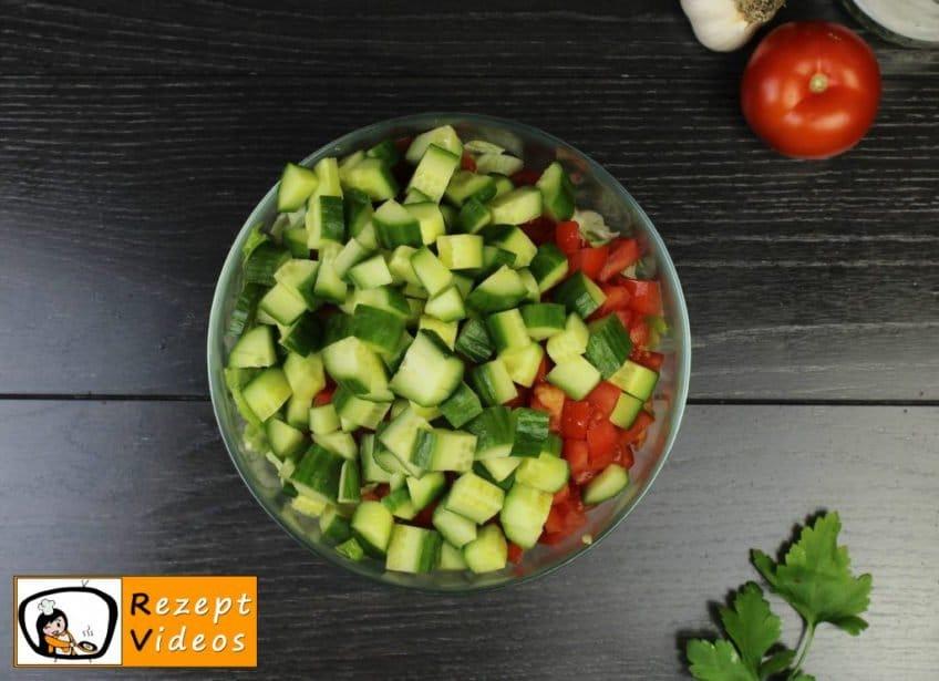 Caesar Salad Rezept - Zubereitung Schritt 1