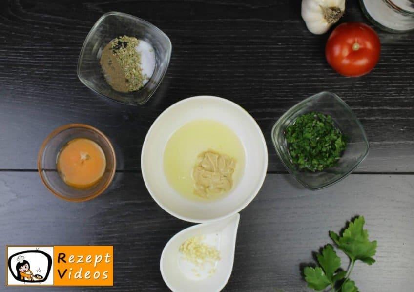 Caesar Salad Rezept - Zubereitung Schritt 2