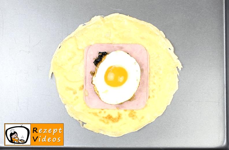 Frühstücksteigtaschen  Rezept - Zubereitung Schritt 10