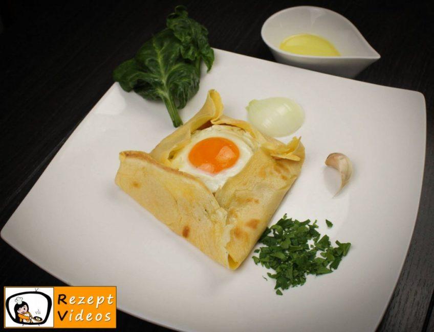 Frühstücksteigtaschen  - Rezept Videos
