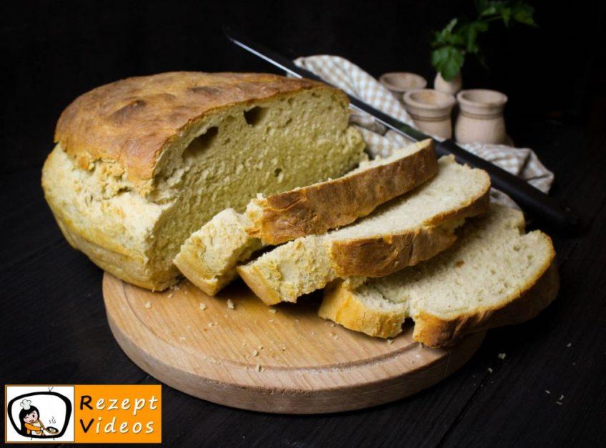 Hausgemachtes Brot - Rezept Videos