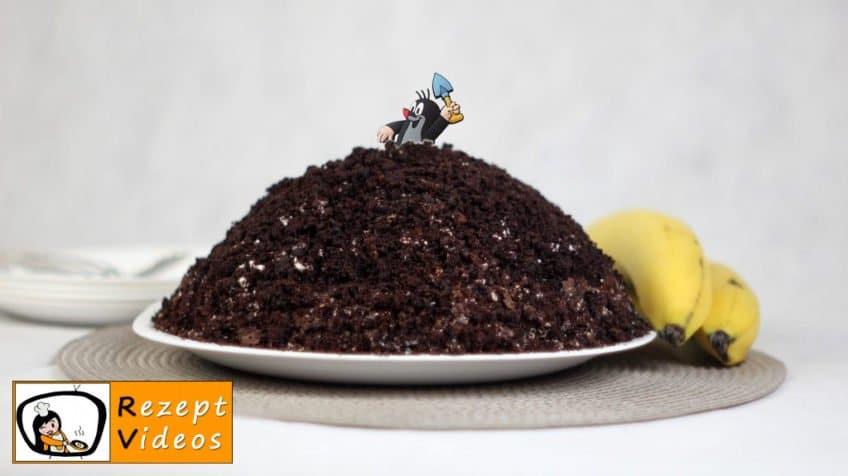 Maulwurfshaufen-Torte - Rezept Videos