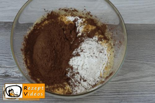 Maulwurfshaufen-Torte Rezept Zubereitung Schritt 2
