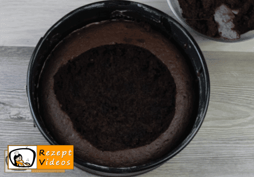 Maulwurfshaufen-Torte Rezept Zubereitung Schritt 5