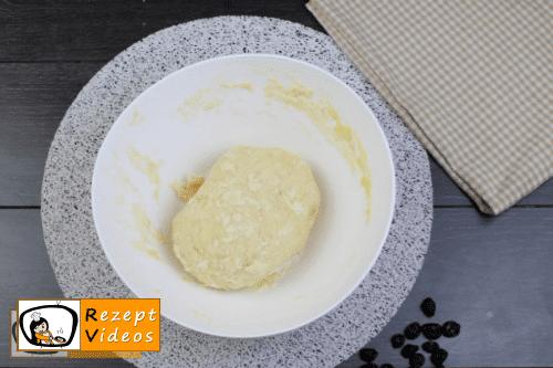 Quarktaschen Rezept - Zubereitung Schritt 4
