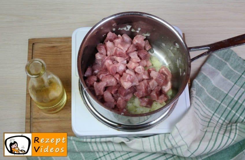 Reisfleisch  Rezept - Zubereitung Schritt 2