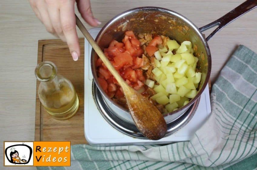 Reisfleisch  Rezept - Zubereitung Schritt 5