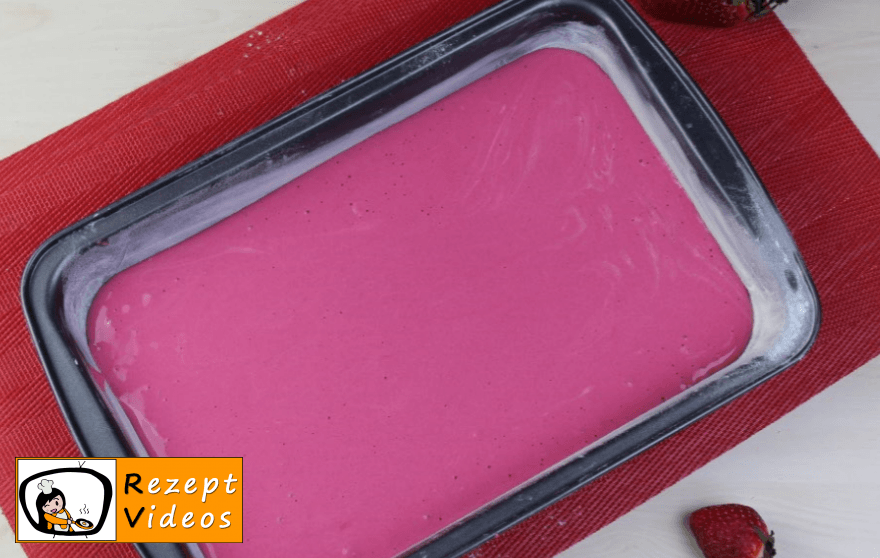 Valentinstag Mini Ombré Torte Rezept Zubereitung Schritt 7