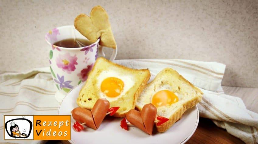 Valentinstagsfrühstück - Rezept Videos