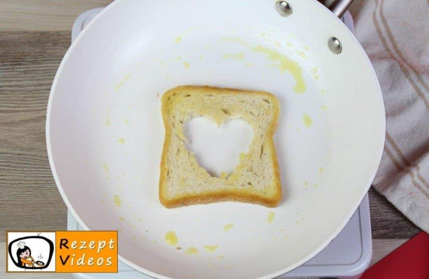 Valentinstagsfrühstück Rezept - Zubereitung Schritt 8