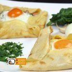 Frühstücksteigtaschen
