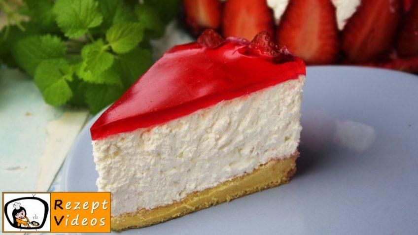 Erdbeer Quark Torte Rezept Mit Video Torten Rezepte Mit Fruchten