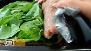 Bacon-Hackfleisch-Rolle Rezept - Zubereitung Schritt 5
