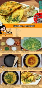 Bärchen-Omelett Rezept mit Video
