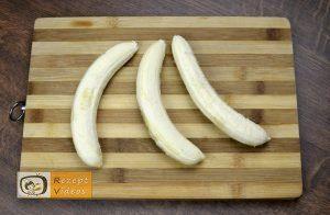 Gesundes Schokoladen-Bananen-Eis Rezept - Zubereitung Schritt 1