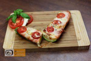 Zucchini-Pizza - Rezept Videos