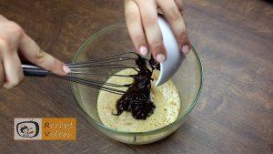 Schoko-Brownie-Dessert mit Himbeeren Rezept - Zubereitung Schritt 1