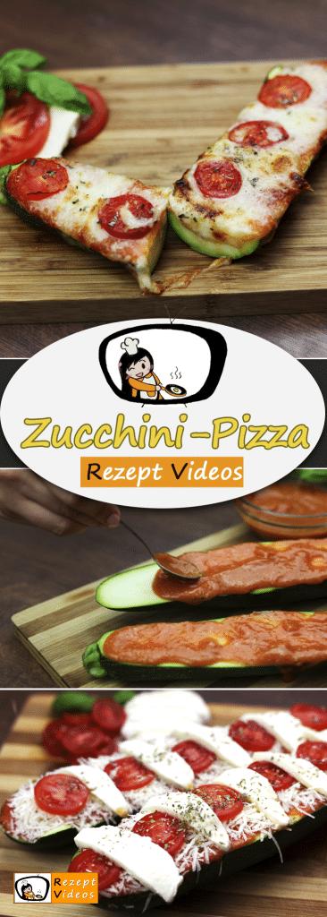Zucchini-Pizza, Rezept Videos, leckere Rezepte, einfache Rezepte, Gemüsegerichte, vegetarisch Rezept, Frühstück Rezepte, Frühstücksrezepte, schnelle Rezepte