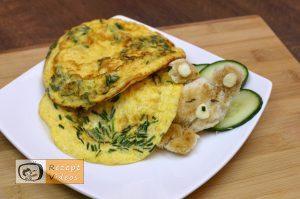 Bärchen-Omelett